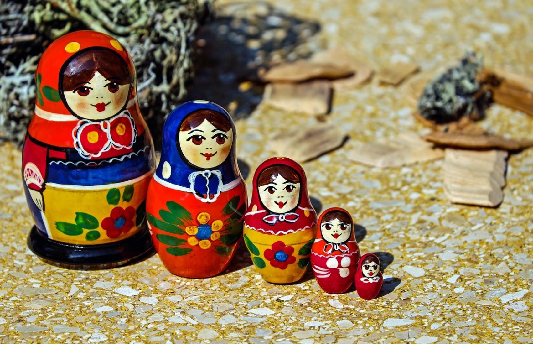 CULTURA: CONTRASTES DE RUSIA